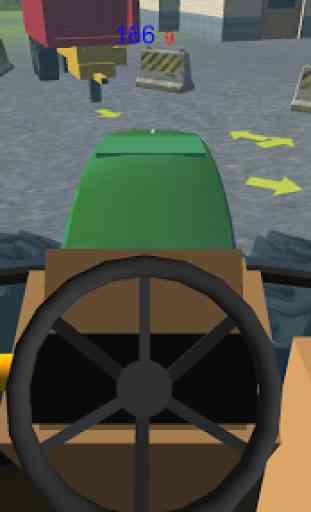 Tracteur Simulator: Ensilage 4