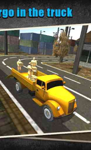 Ville Truck Simulator 2016 1