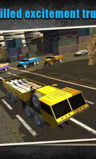 Ville Truck Simulator 2016 3