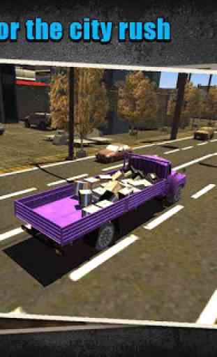 Ville Truck Simulator 2016 4