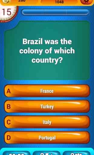 History Quiz Jeu 2