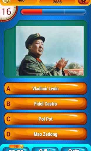History Quiz Jeu 3