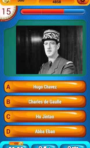 History Quiz Jeu 4