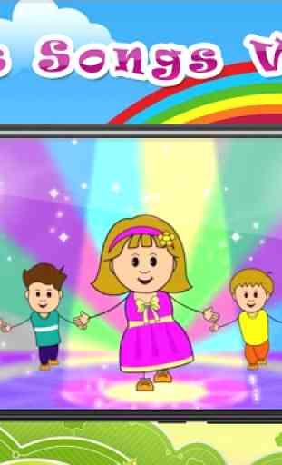 Kids Songs Video offline free 1