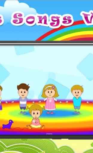 Kids Songs Video offline free 2