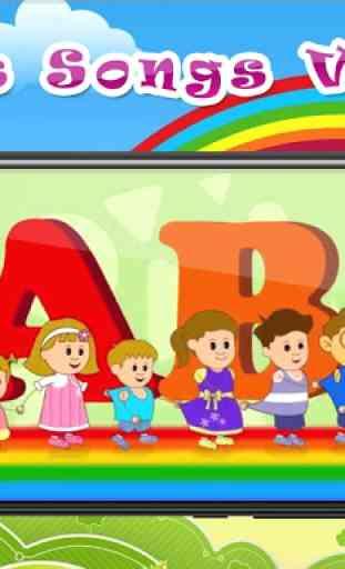 Kids Songs Video offline free 4