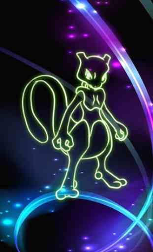 Mewtwo Wallpaper 1