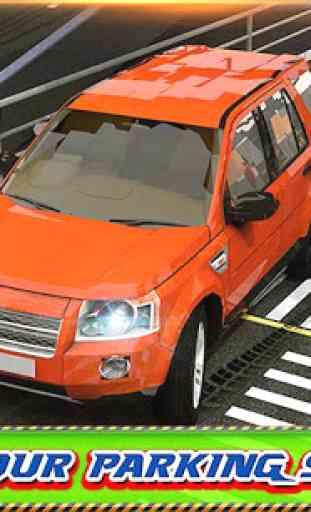 Multi-storey Parking Mania 3D 3