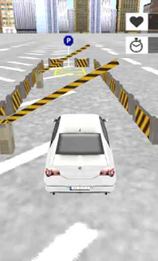 voiture parking simulation 3D 4