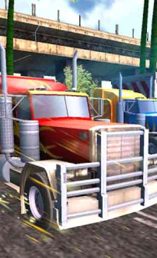 courses de camions rival 2