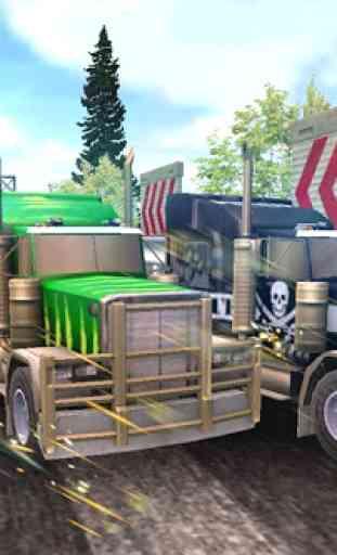 courses de camions rival 4