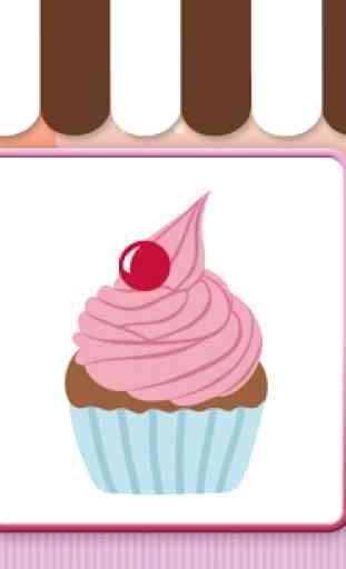 Diseña tu Cupcake con Nenuco 3