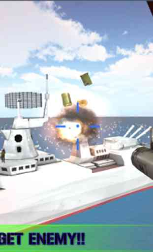 Navy Gunship Shooting 3D Game 1