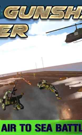 Navy Gunship Shooting 3D Game 4