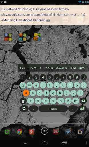 Japanese keyboard plugin 2