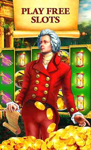 The Great Mozart Slots 1