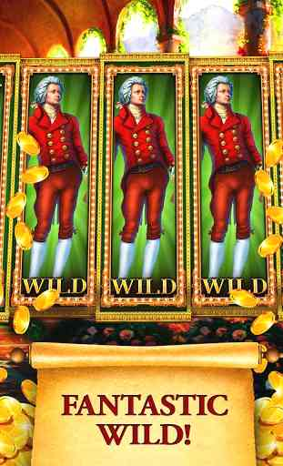The Great Mozart Slots 3