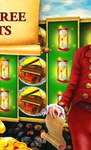 The Great Mozart Slots 4