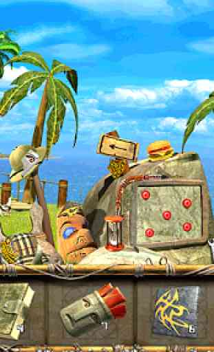 Treasures of Mystery Island 1