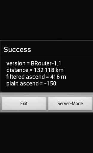 BRouter Offline Navigation 4