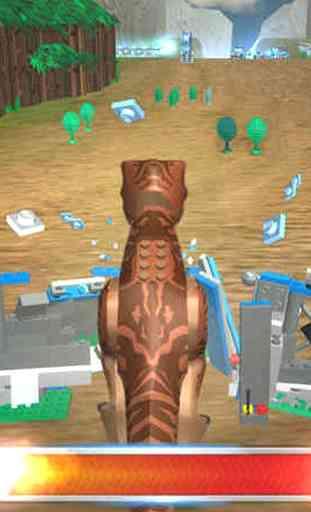 Guide pour LEGO Jurassic World 2