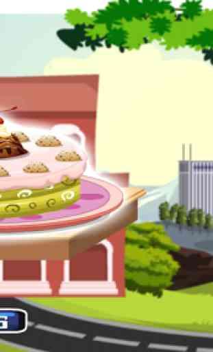 Pâtissier - Jeu de cuisine 1