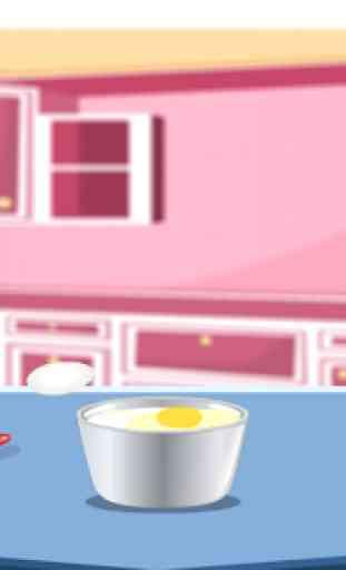 Pâtissier - Jeu de cuisine 3