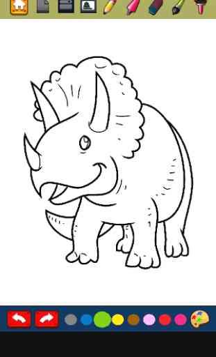 Jeux de dinosaures 4