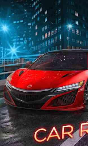 Traffic City Car Racing 3D 1