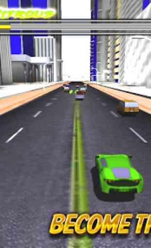 Traffic City Car Racing 3D 3
