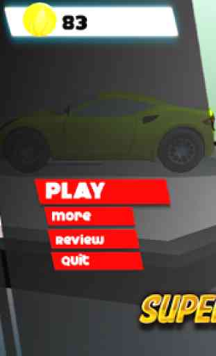 Traffic City Car Racing 3D 4