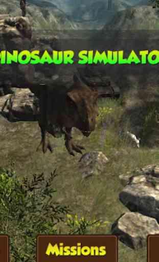 Animal Survival - Dinosaur 1