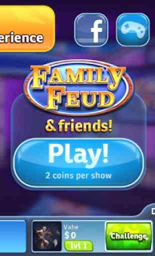 Family Feud® & Friends 1