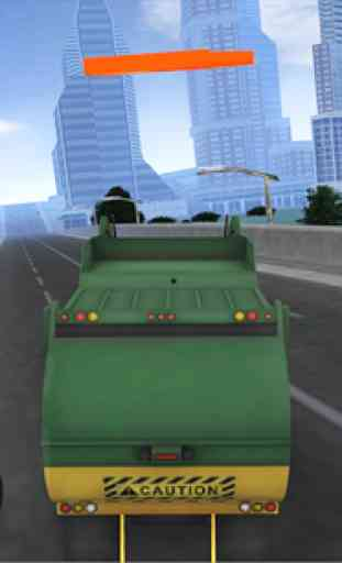 Garbage Truck Simulator 2016 1
