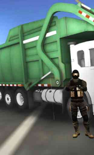 Garbage Truck Simulator 2016 3