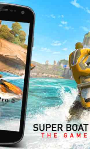Super Boat RiptiGe Pro 2 2