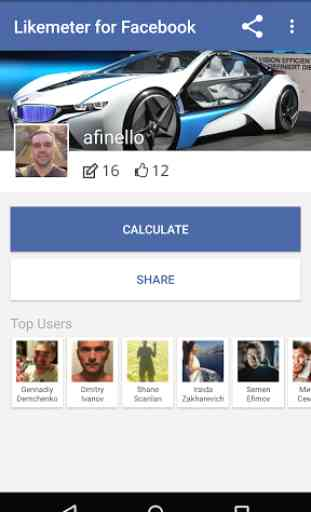 Likemeter - get Facebook likes 1