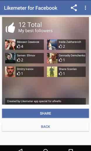 Likemeter - get Facebook likes 3