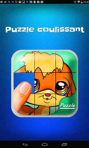 Puzzle coulissant (taquin) 4