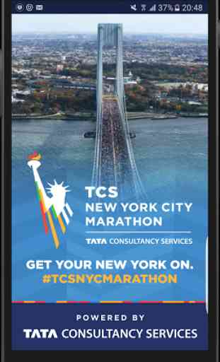 TCS NYC Marathon 1