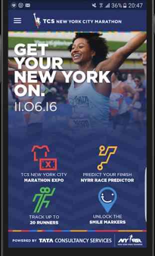 TCS NYC Marathon 2