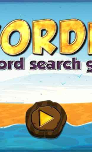Wordly! Un jeu Word Search 1