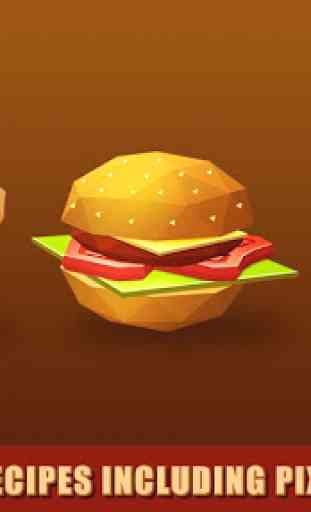 Burger Chef: Cooking Sim - 2 2