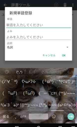 Saisie Google en japonais 3