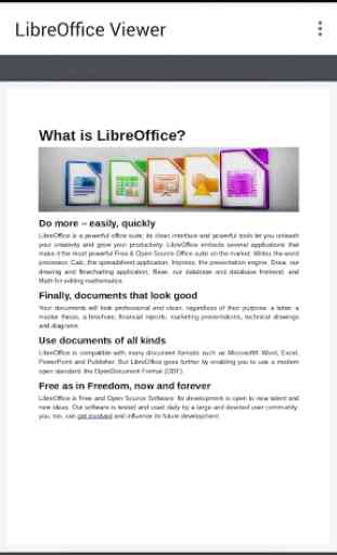 LibreOffice Viewer 1