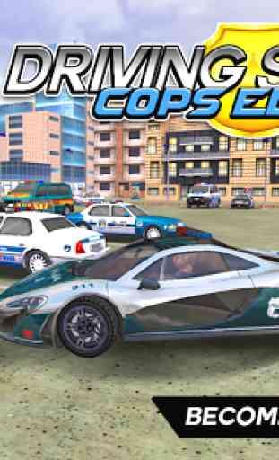 école conduite: flics édition 1