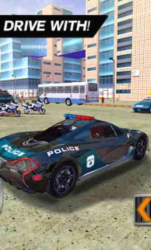 école conduite: flics édition 2
