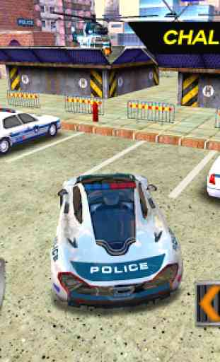 école conduite: flics édition 3