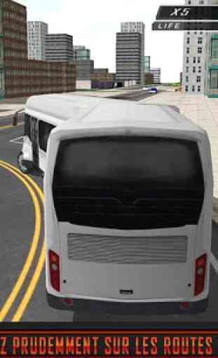Pilote grande cité Bus Tourist 1