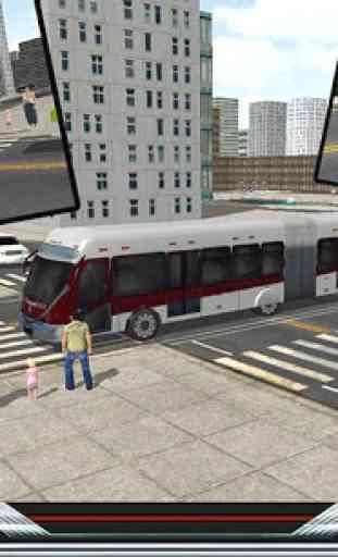 Pilote grande cité Bus Tourist 2